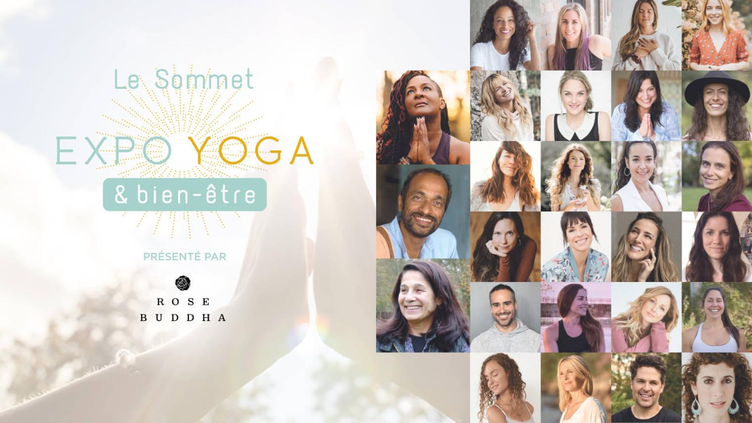 Sommet Expo Yoga 2021