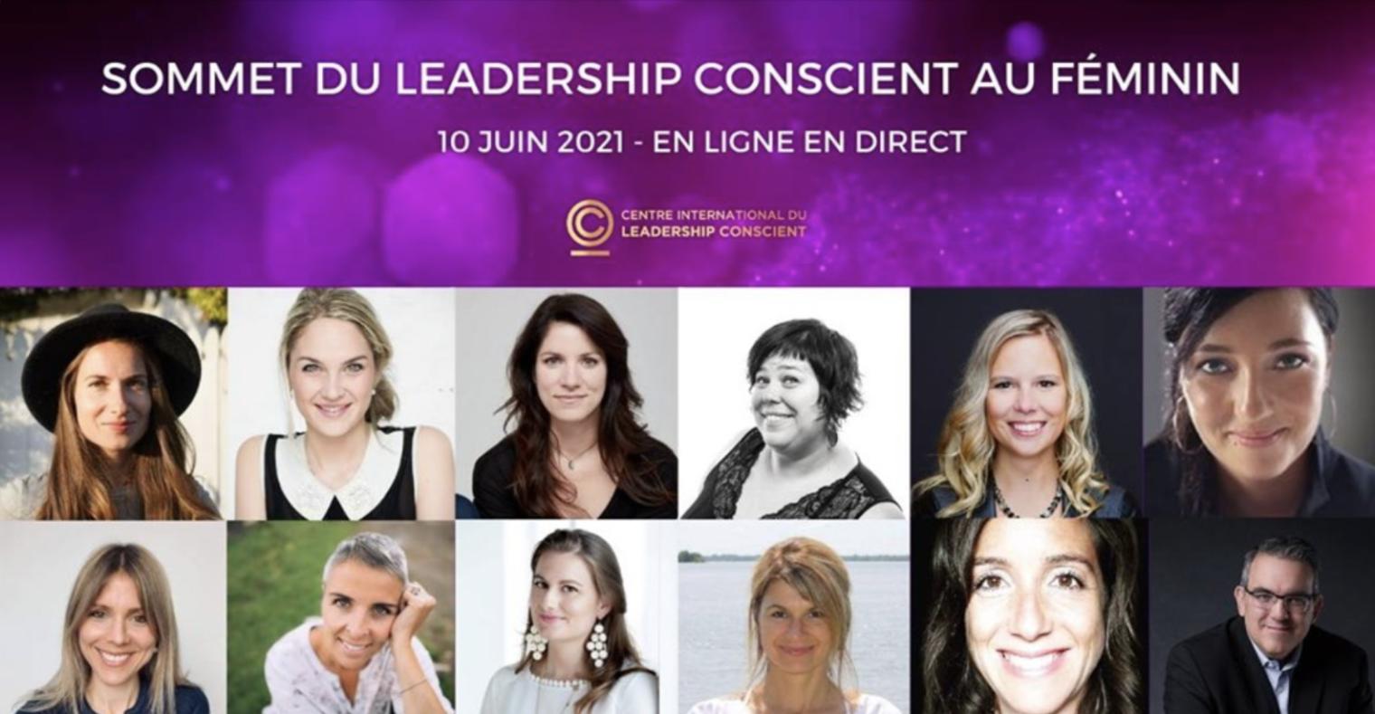 Sommet du Leadership Conscient au féminin