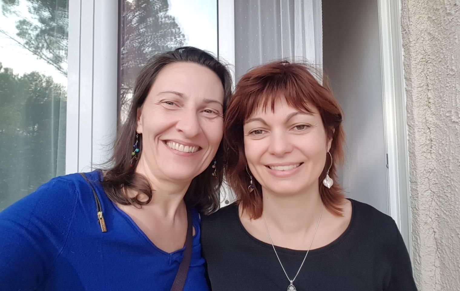 Viser son étoile pour traverser le chemin de l'inceste : l'histoire de Monique Laura et Sandrine Galley